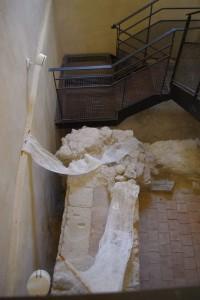 """""""suspensions"""" 2008 - feutre, laine mérinos, papier, fibres textiles"""