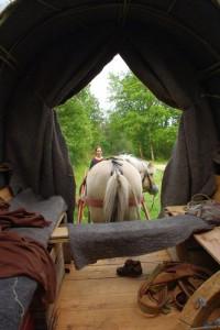 Sous la chariotte