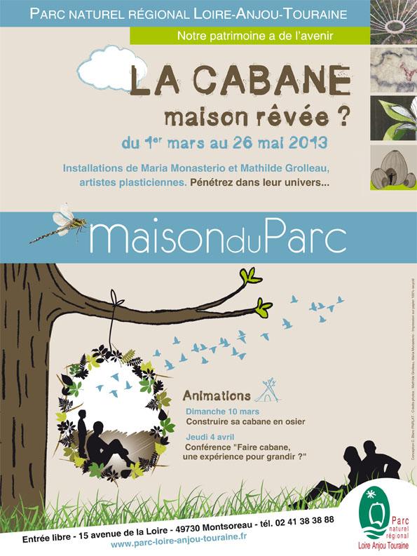 affiche_Cabane_Maison_revee