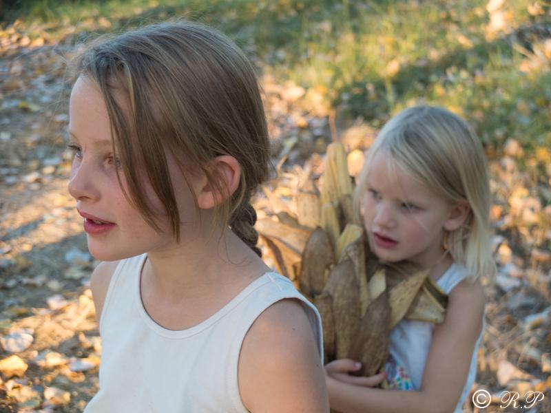 Rebekka et Emanuëlle par Robert